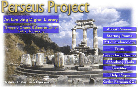 Perseus Project