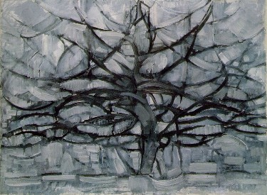 Piet Mondrian, Gray Tree
